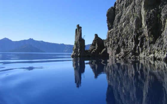 скалы, море, water, природа, горы, озеро, break, разрешениях, разных,