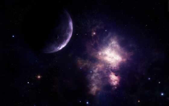 высокого, звезд, разрешения, космосе, cosmos, космоса, myriad,