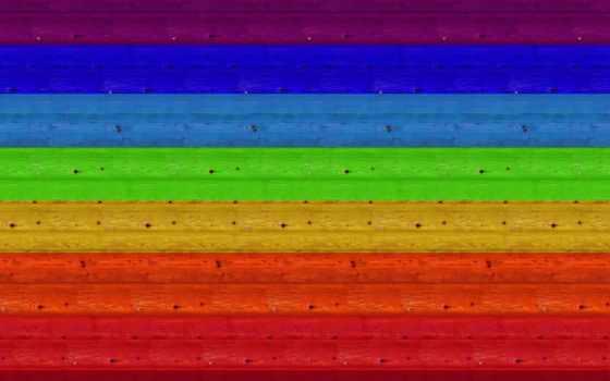 радуга, ноутбук, планшетный, телефон, mac, доска, mobile, текстура, multicolor, стена