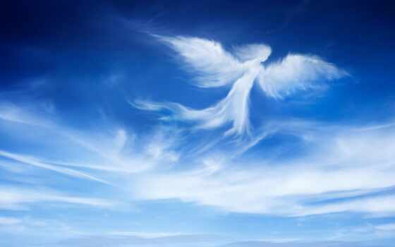 ангела, небо, angel, они, human, песнь, divine, stokovyi, картинка