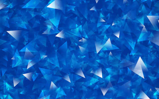 треугольники, абстракция, линии