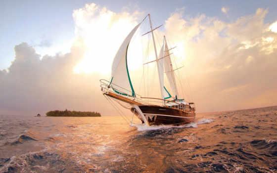 корабль, live, лодка