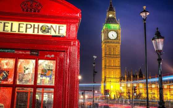 london, туры, londone, ук, красная, фото, евро, за,