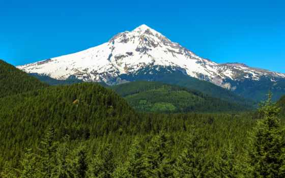 капюшон, oregon, mount