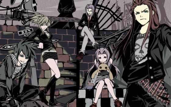 байки, vesperia, anime