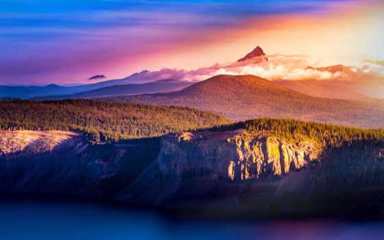 ,, природа, небо, рассвет, пустыня, горизонт, гора, атмосфера, mount scenery, утро,