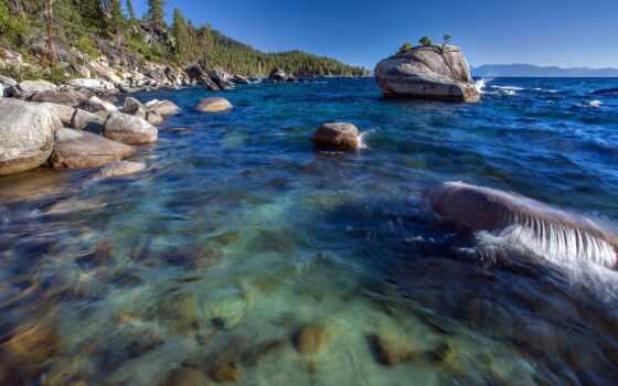 море, ocean, природа, drawing, random, color, побережье, popularity, vodyt