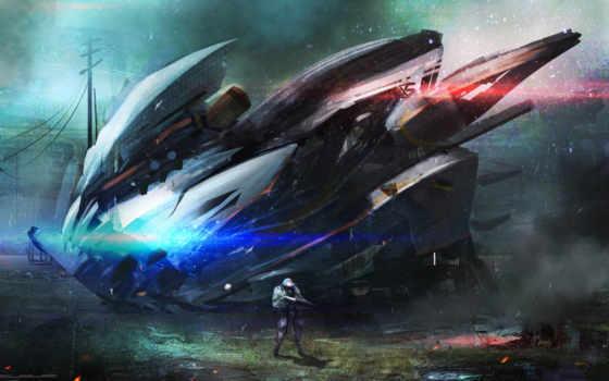 fantasy, корабли, корабль, космические, cosmic, darkcloud, станции, звездолеты,