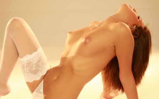 erotica, банка, грудь, голая,