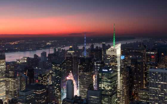 город, new, york, нью, ipad, hdv,