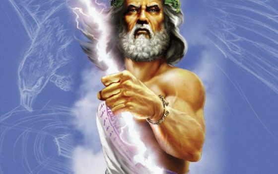 creator, zeus, греции, бога, зевса,