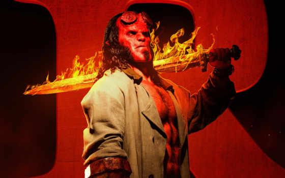 movie, hellboy, комикс, книга, comics, характер, honor, плакат, marvel, супергерой