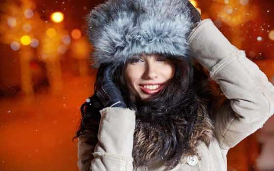 шапки, модные, не, зима, прически, шапка, но, очен