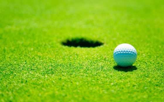 golf, гольфа, мяч