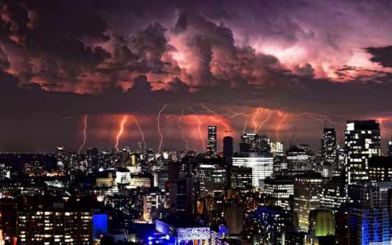 буря, desktop, chaser, high, города,