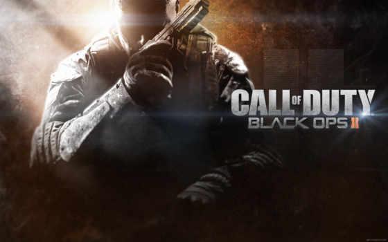 колл, duty, black