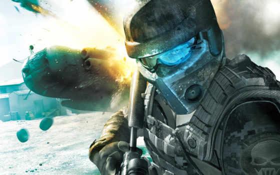 tom, recon, ghost, warfighter, advanced, clancy,