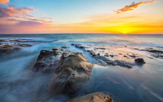 небо, море, clouds Фон № 121570 разрешение 2880x1800