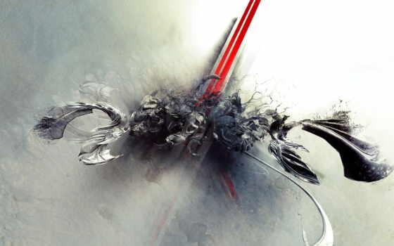 линии, абстракция, абстракции, обоях, добавлено, назад, лет,