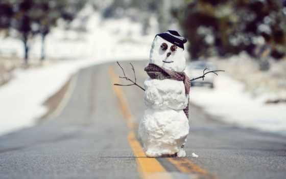 christmas, снеговик Фон № 6660 разрешение 1920x1080