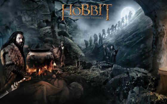 hobbit, an Фон № 13008 разрешение 1920x1080
