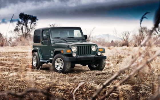 jeep, wrangler, количество