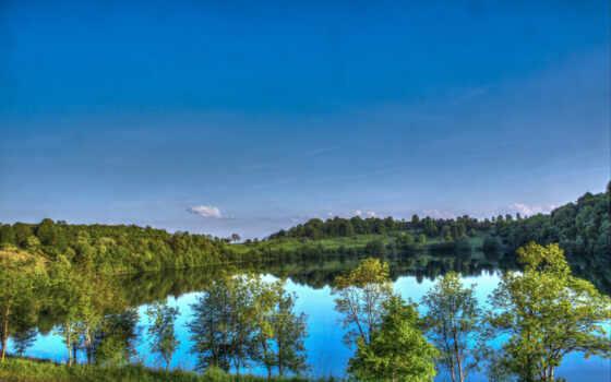 priroda, пейзаж, ozero Фон № 83032 разрешение 1920x1200