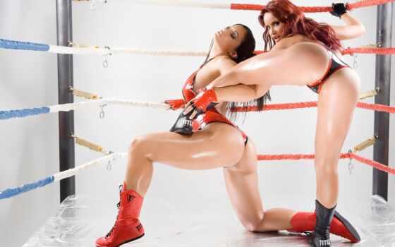 girls, бой