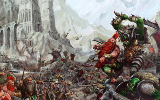 warhammer, full