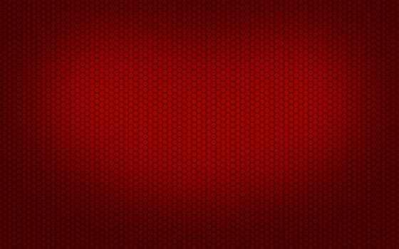 соты, красные, фон,