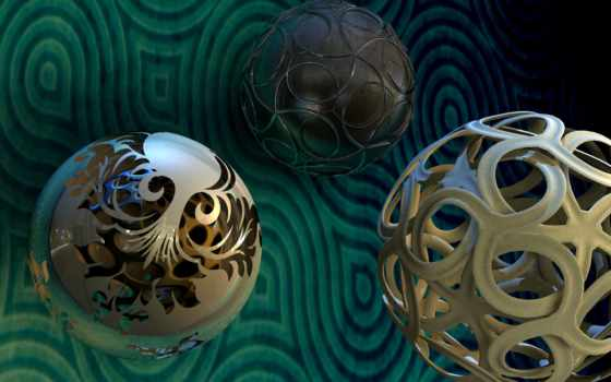 шарики, шары, free, desktop, you, graph,