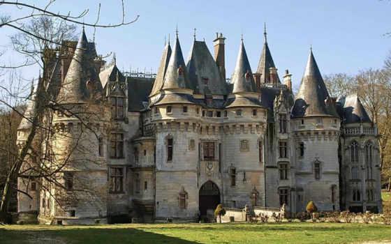 замки, замков