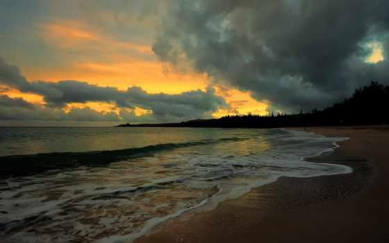 море, природа, water