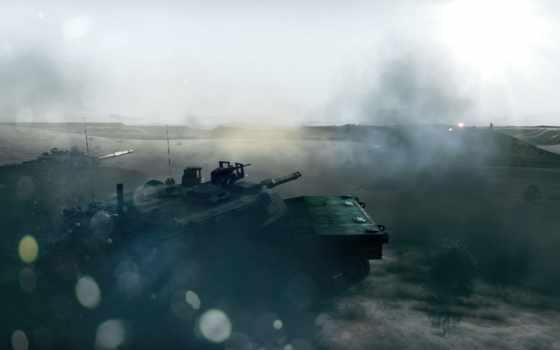 battlefield, танк, няшка