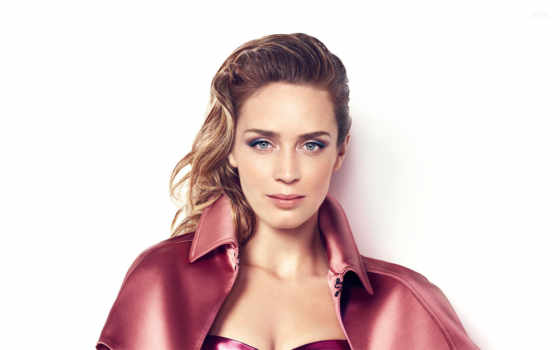 emily, blunt, tomorrow