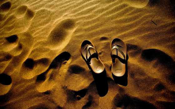 arena, agadir, pantalla, chinelas, fondos, tamaño, huellas, playas, мар,