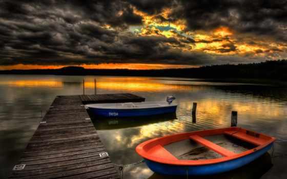 природа, лодки, подборка, интересные, пришвартованы, янв, корабли, разрешения, высокого,