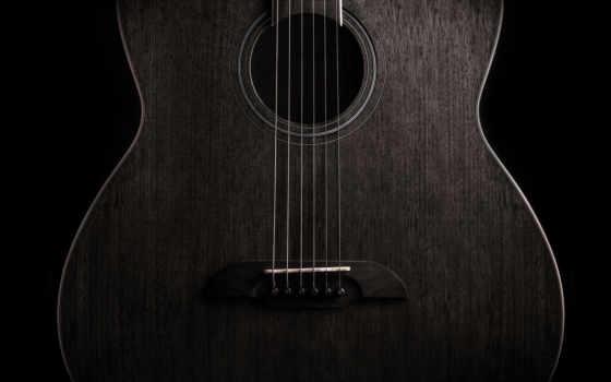 , гитара, струны