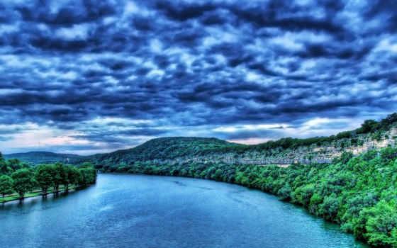 nature, river Фон № 10417 разрешение 1920x1200