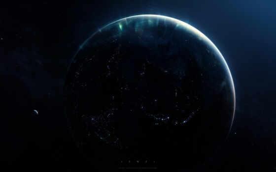 планета, грег, мартин, пространство, картинка, земля, драгоценность, свет, огни, картинку, blog, maverick, lucien,