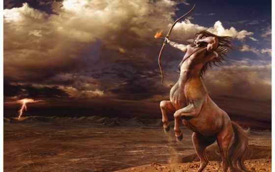 horse, fantasy, over