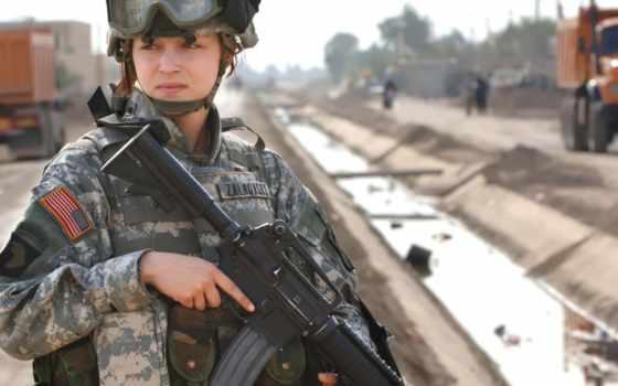 combat, women, военный
