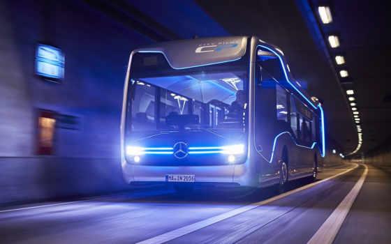 mercedes, benz, bus, будущее, будущего, июл,