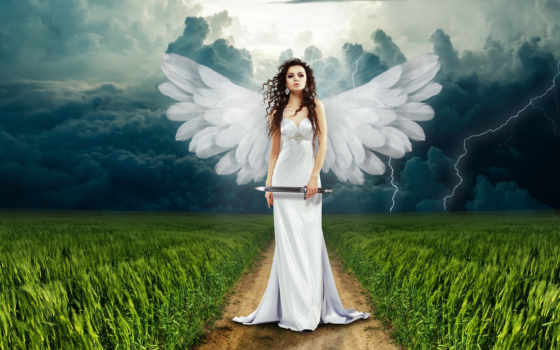ангела, хранителя, angel, keeper, свой, ангелы, картинка,