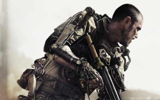 duty, колл, warfare, advanced, activision, кувалда, dlc, xbox, современный, автор,