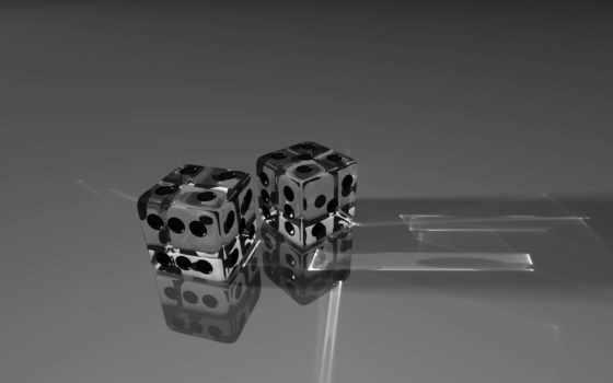 dice, glass, tv, игральные, графика,