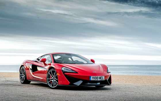 mclaren, coupe, взгляд, сбоку, photos, red, features, car,