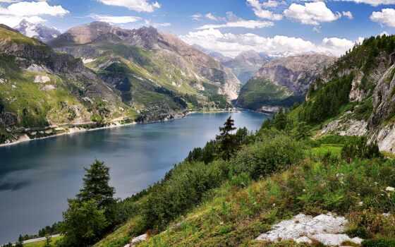 качество, mount, ach, landscape, mohremar, resolution, палуба, scenery, аватар