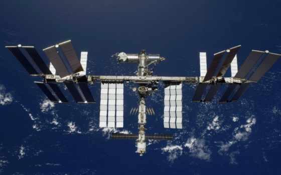 станция, космическая
