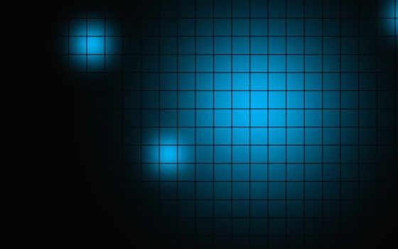 квадраты, синий, бирюза